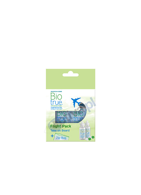 Biotrue FlightPack 2x60ml