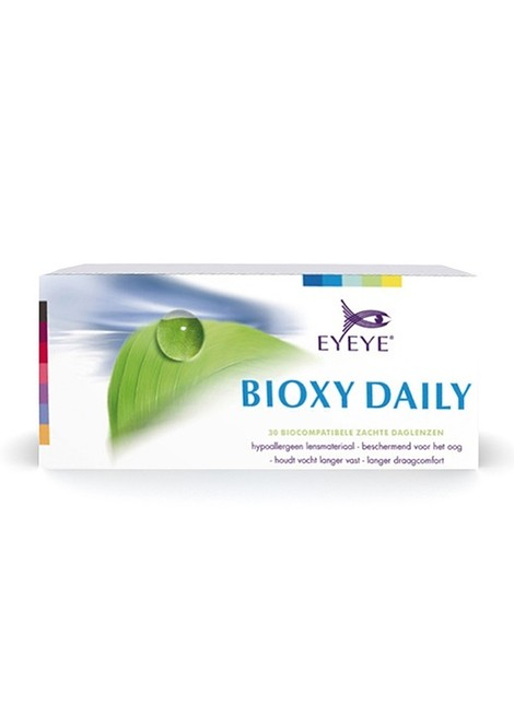 Eyeye Bioxy Daily 30szt.
