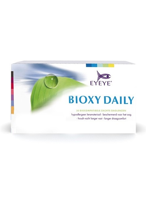 Eyeye Bioxy Daily 90szt.