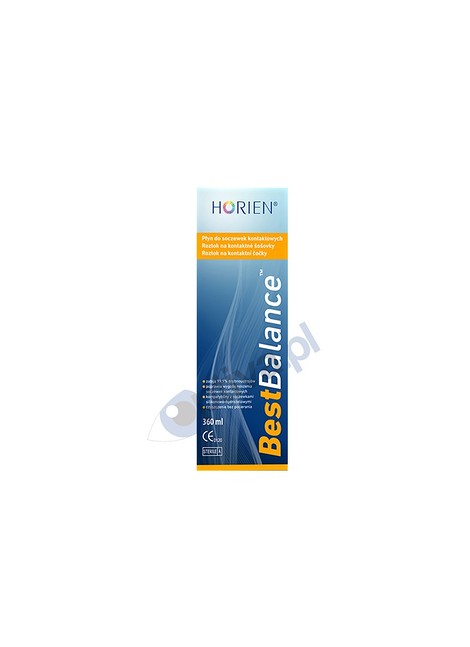 HORIEN BEST BALANCE 360ml