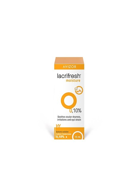 Lacrifresh Moisture 15ml