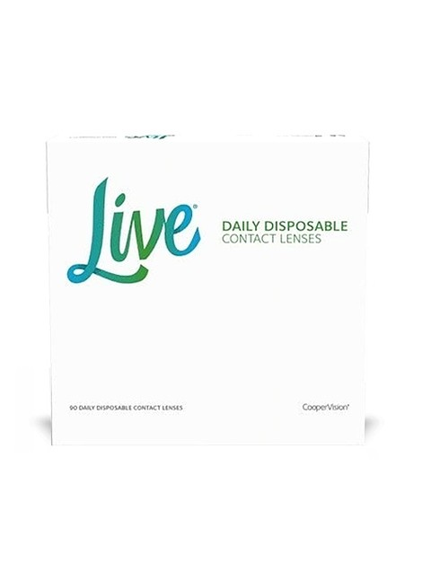 LIVE Daily Disposable 90 szt.+ karta Decathlon 30 PLN GRATIS!