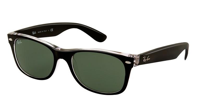 1747db7213cb8b Okulary przeciwsłoneczne Ray Ban NEW WAYFARER COLOR MIX RB2132 6052 (52)