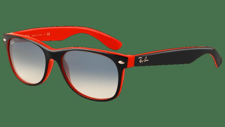 okulary przeciwsłoneczne ray ban new wayfarer